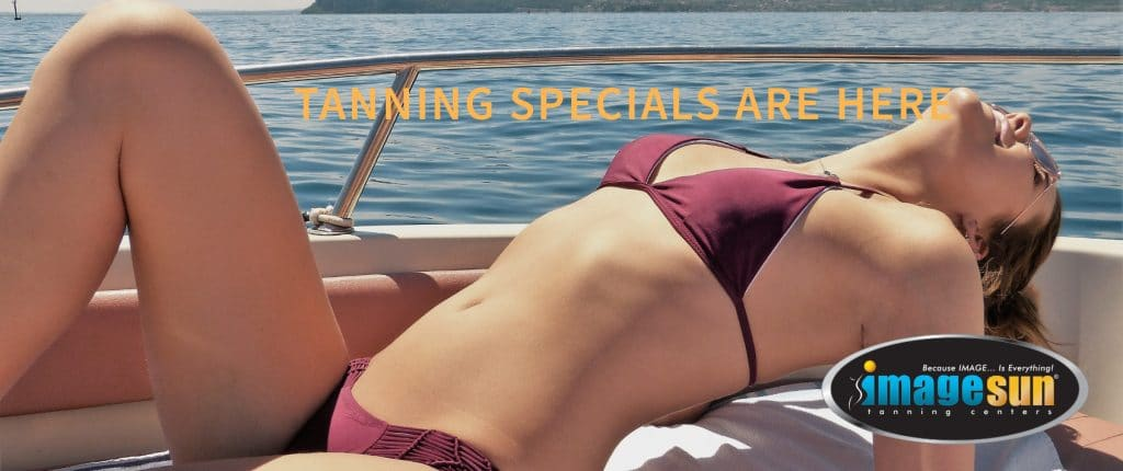 Tanning specials are here in Image Sun NJ
